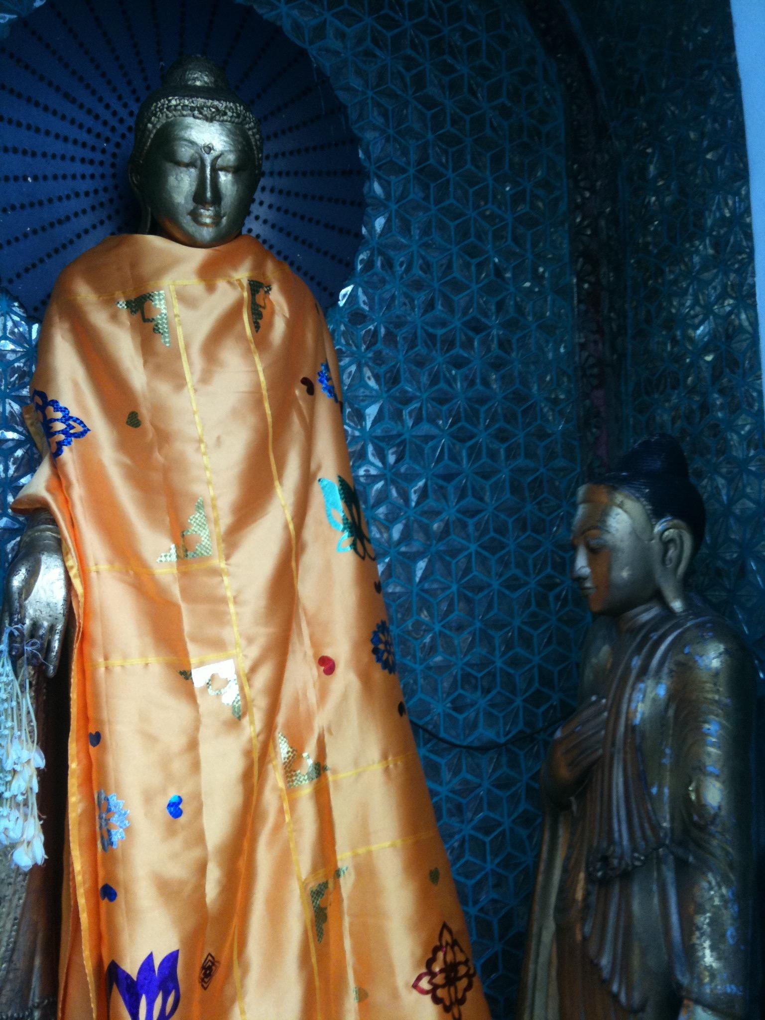 Shwedagon Buddha